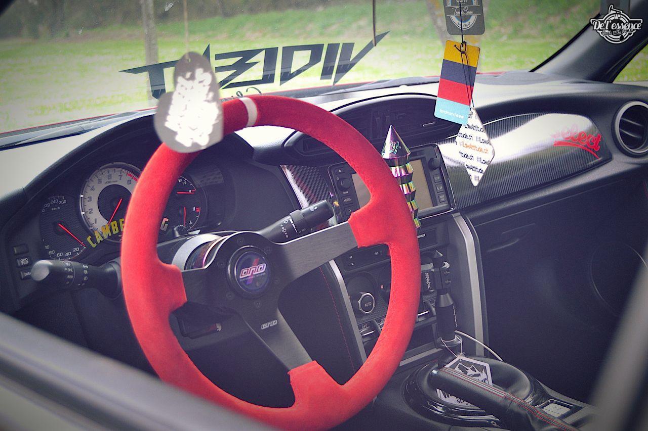 Spring Event #5 - La Toyota GT86 de Jimmy - Rouge, et en rase-motte 63