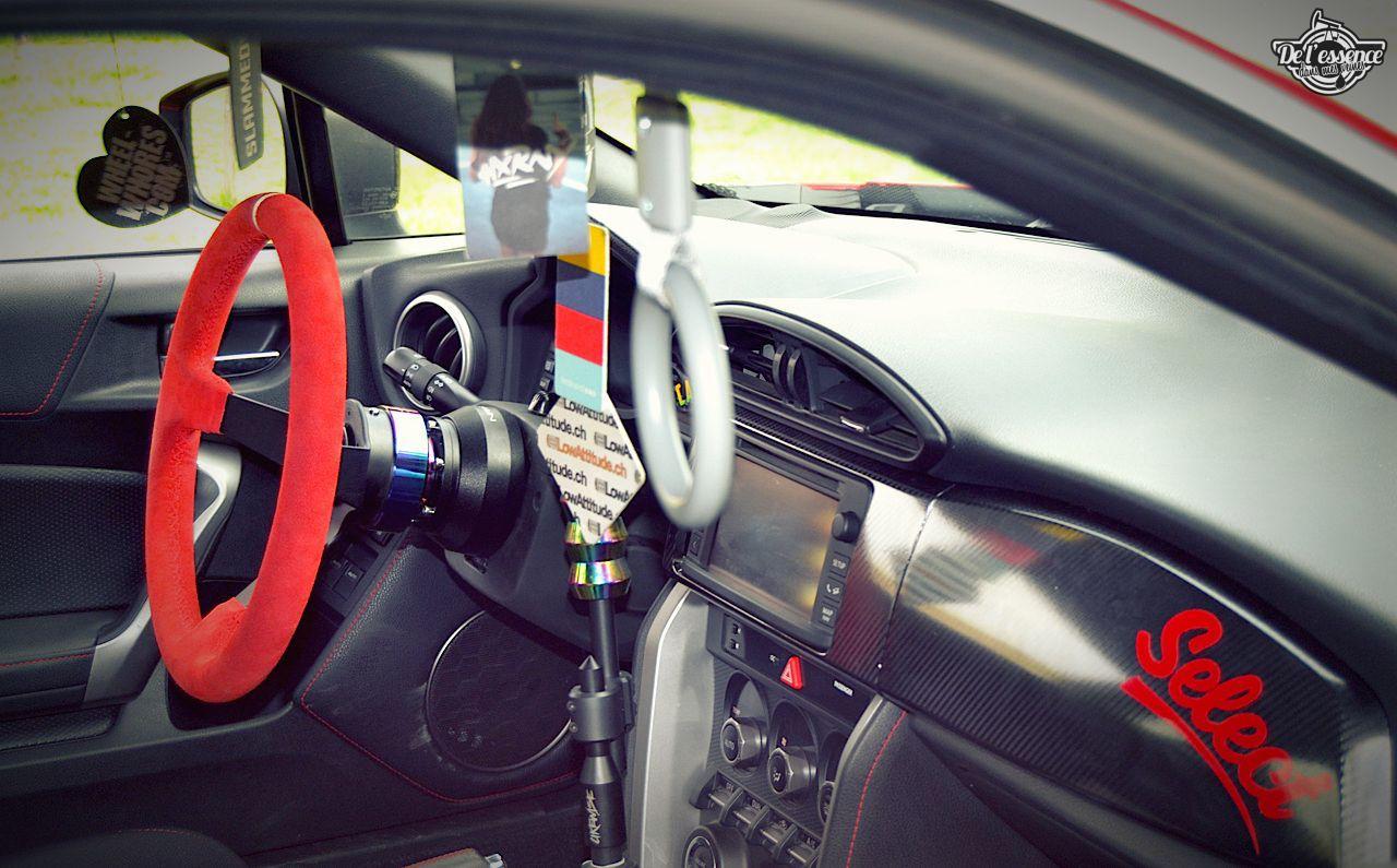 Spring Event #5 - La Toyota GT86 de Jimmy - Rouge, et en rase-motte 61
