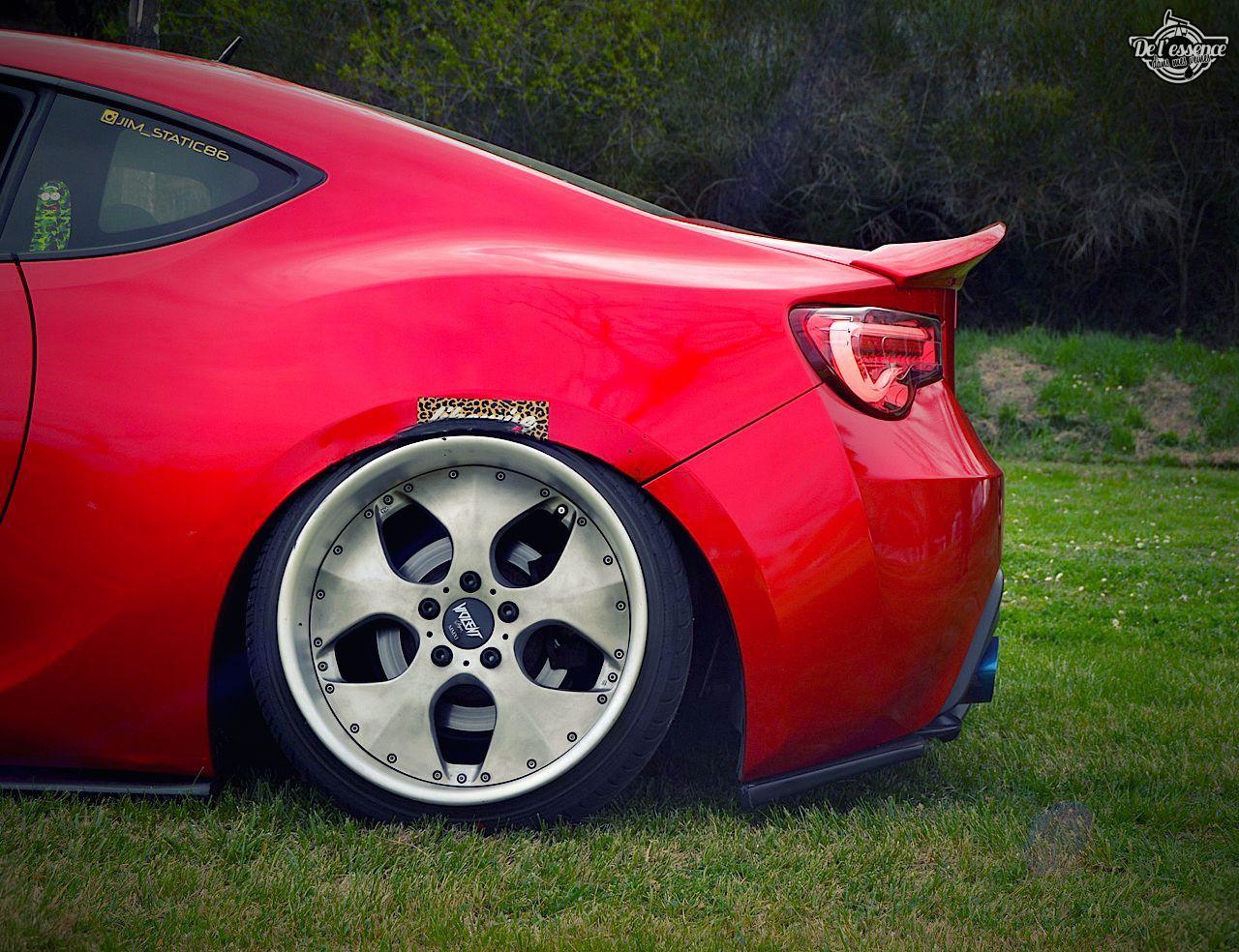 Spring Event #5 - La Toyota GT86 de Jimmy - Rouge, et en rase-motte 5