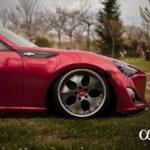 Spring Event #5 - La Toyota GT86 de Jimmy - Rouge, et en rase-motte 16