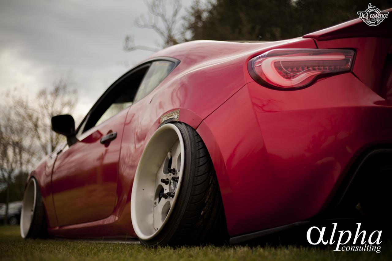 Spring Event #5 - La Toyota GT86 de Jimmy - Rouge, et en rase-motte 23