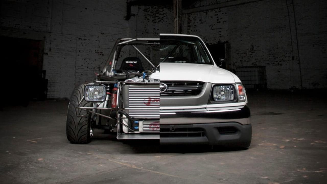 Toyota Hilux... Utilitaire ou drifteuse ?! 21
