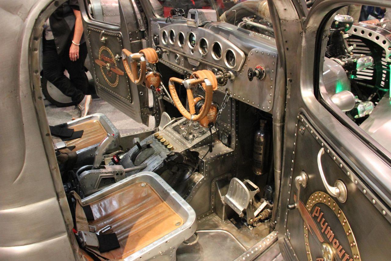 Plymouth PT81 1939 - Mécanique Etoilée ! 29