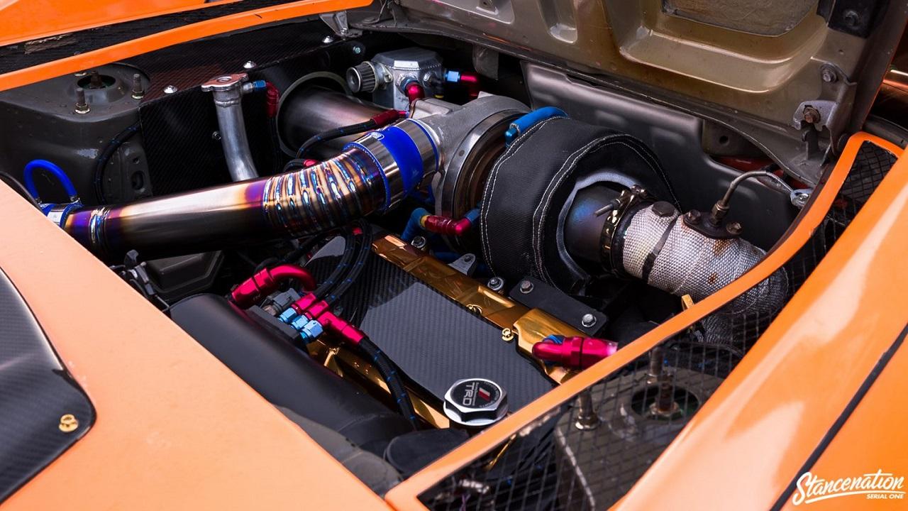 Toyota MR2 Street Warrior - Elle n'est pas la pour jouer aux mikado ! 28