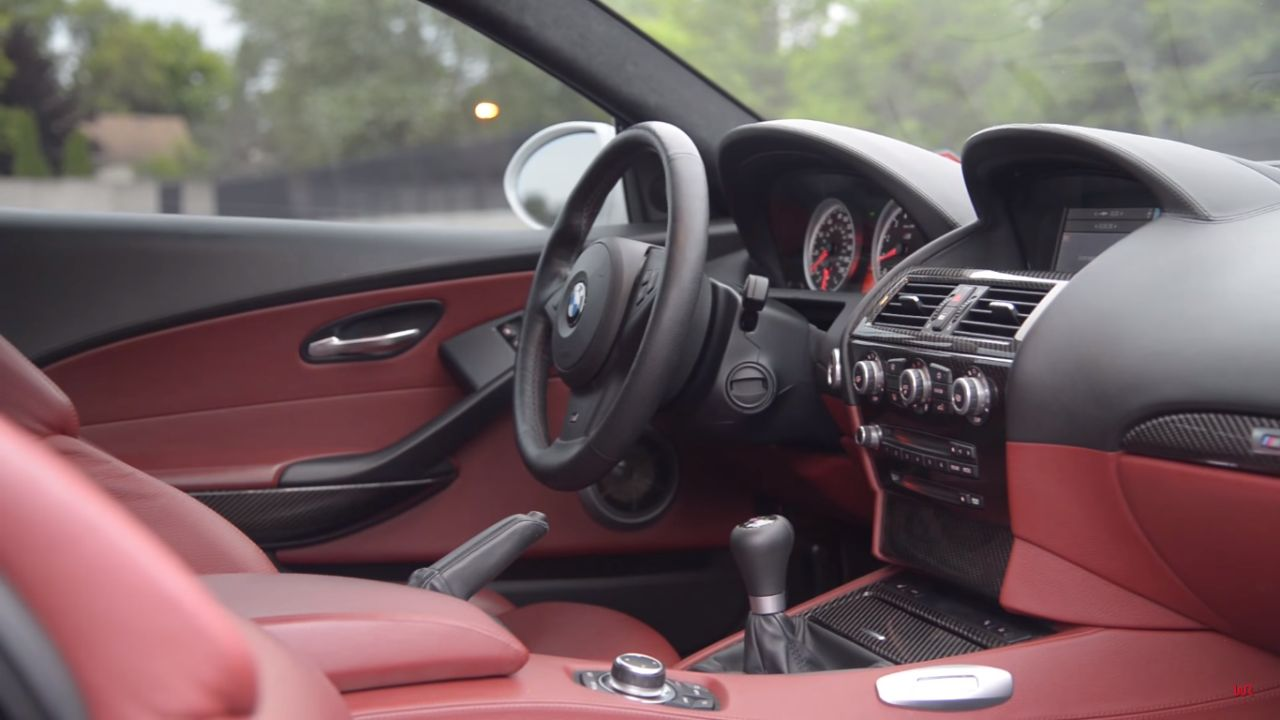 Engine sound : BMW M6 E63 - Voix de cristal 20