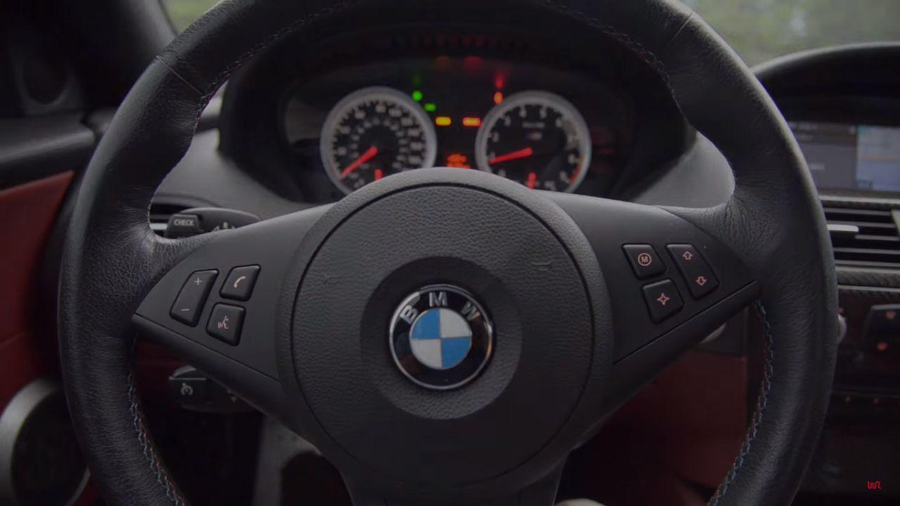 Engine sound : BMW M6 E63 - Voix de cristal 21