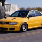 Audi S4... Sous amphet' !