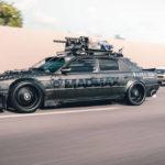 BMW 740i : Zombie Apocalypse ou Mad Max ?!
