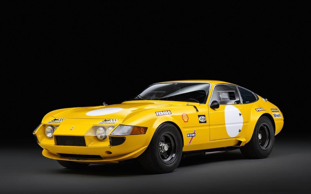 Ferrari 365 GTB/4 Daytona Michelotto – Happy birthday !