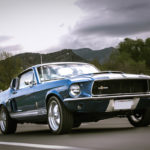 Ford Mustang Fastback '67 - Appelez la Alice...