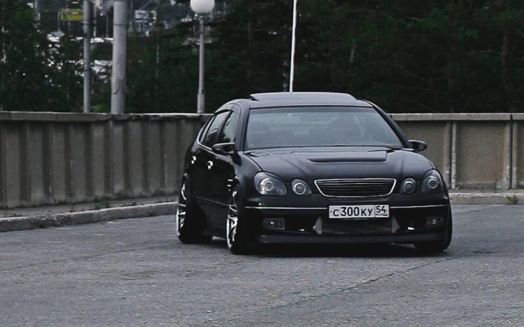Lexus GS300 Turbo… Dévergondée !