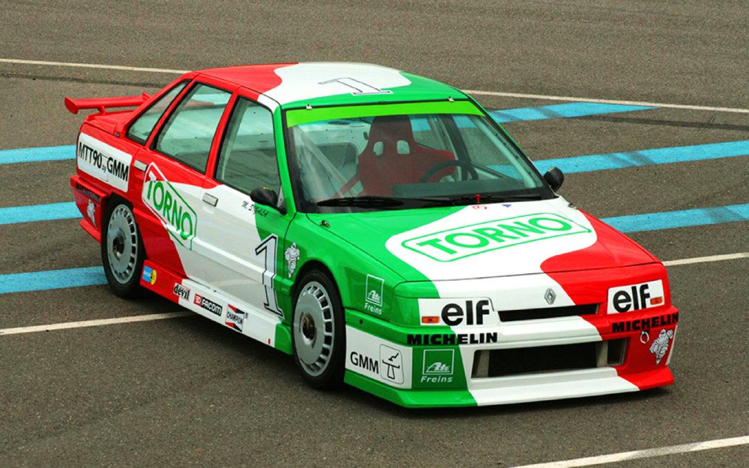 R21 Turbo Europa Cup… Pas si ringarde que ça !