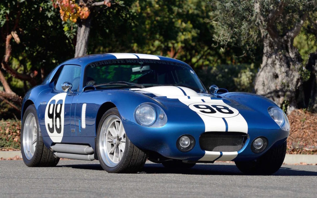 Shelby Daytona – Super Cobra !