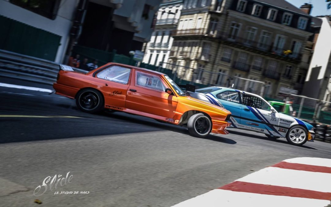 Street Drift by Slide… Un train pour Pau SVP !