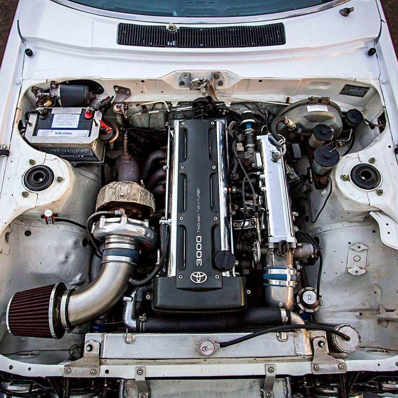 Toyota Celica GT Liftback... Swappée avec ? 13