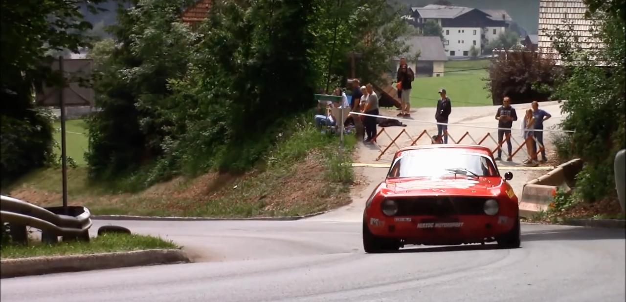 Hillclimb Monster : Alfa Giulia GT 2000 Veloce - Le chant du Twin Cam... 9