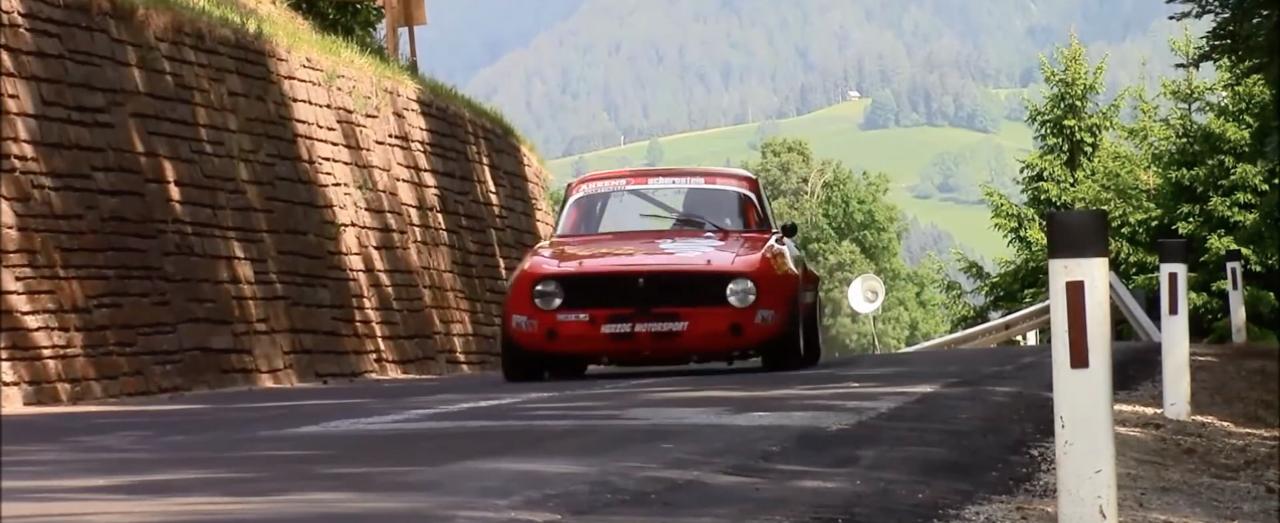Hillclimb Monster : Alfa Giulia GT 2000 Veloce - Le chant du Twin Cam... 7