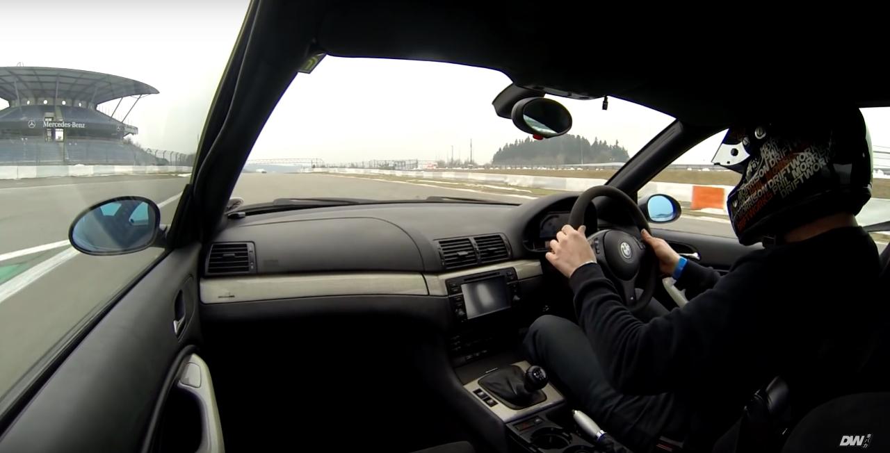 BMW M3 E46... V10 ! 18