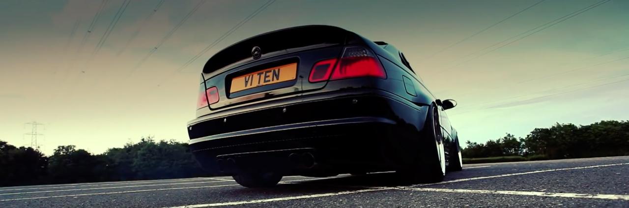 BMW M3 E46... V10 ! 21