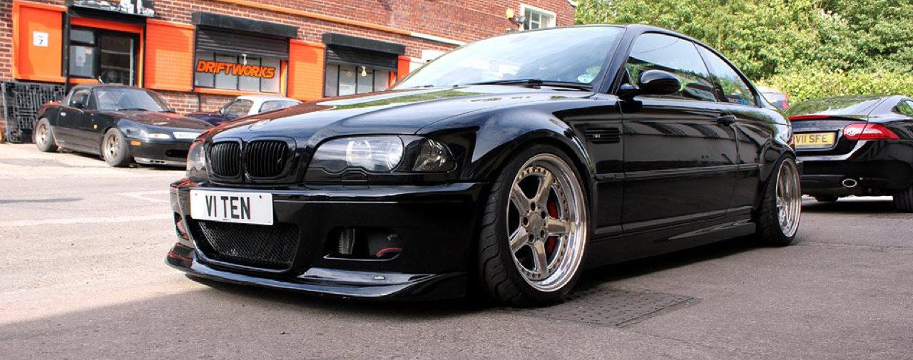 BMW M3 E46... V10 ! 16