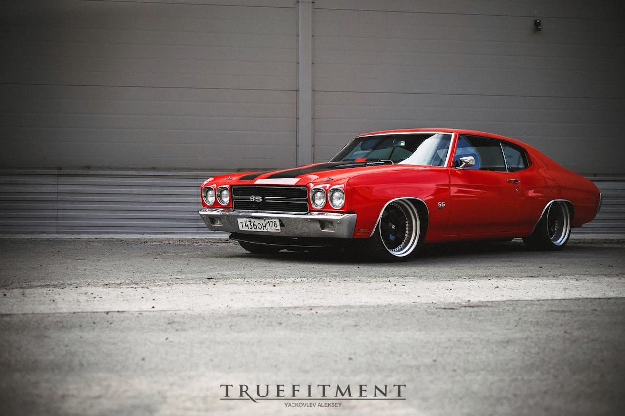 '70 Chevrolet Chevelle SS : Survivor ! 41