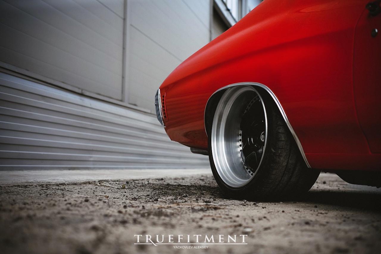 '70 Chevrolet Chevelle SS : Survivor ! 39