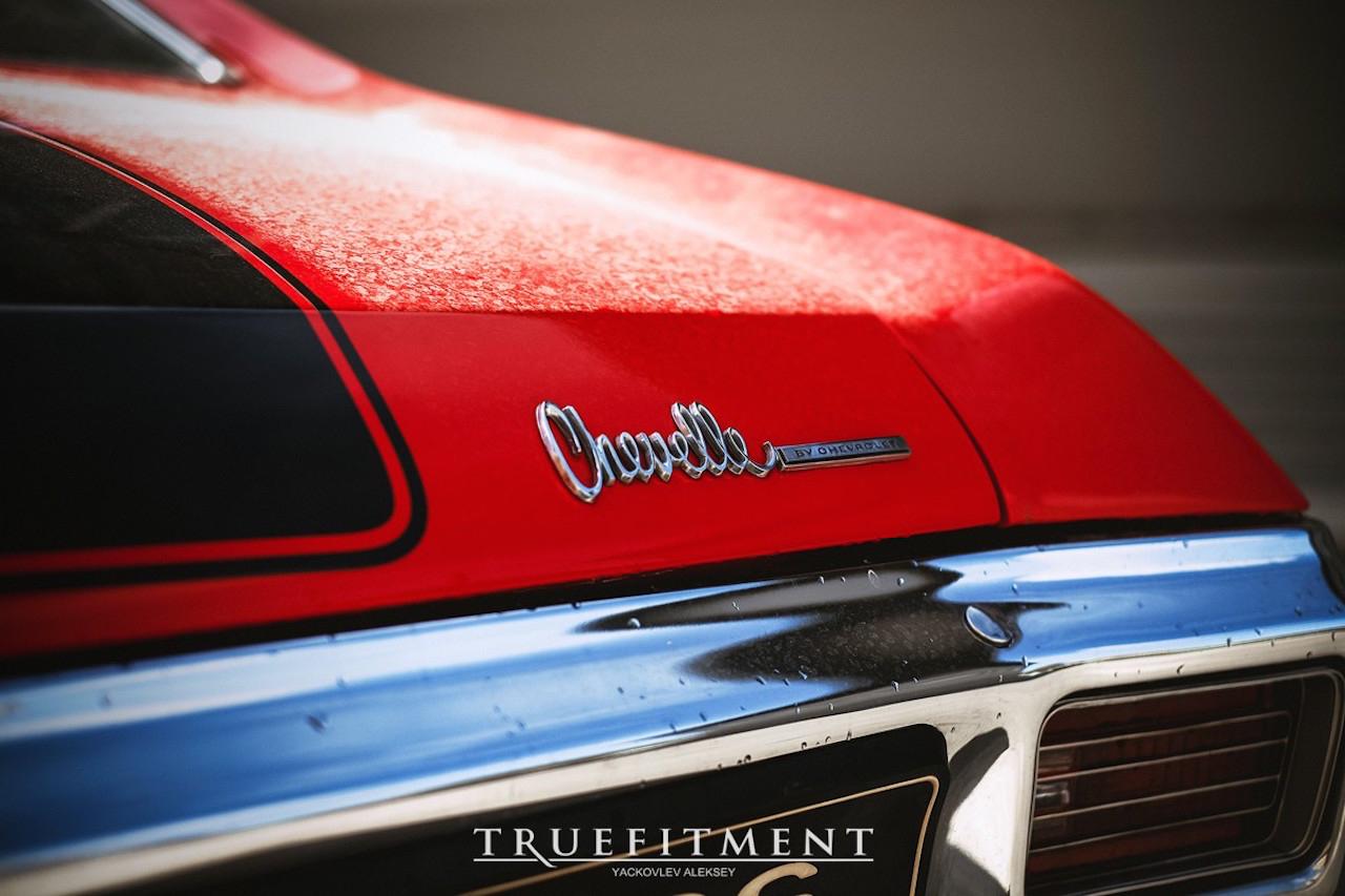 '70 Chevrolet Chevelle SS : Survivor ! 38