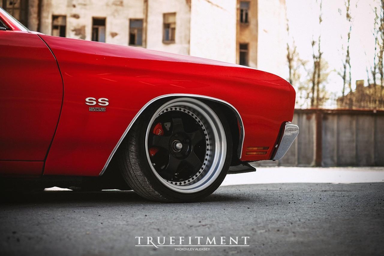 '70 Chevrolet Chevelle SS : Survivor ! 34