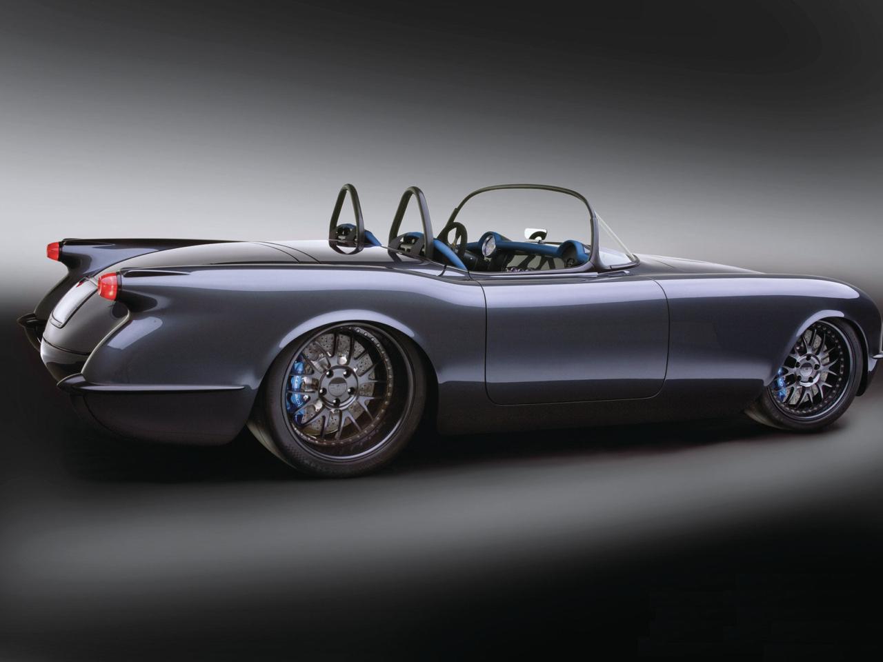 '54 Corvette ZR1... 1954 ?! 24