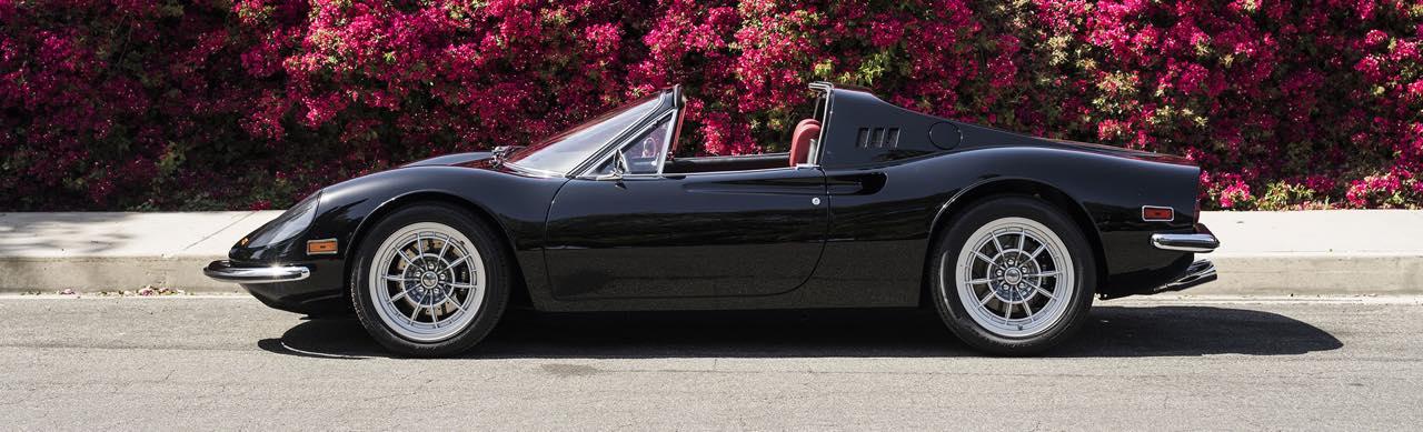 Dino Monza 3.6 Evo - Outlaw avec un V8 de F40 ! 25