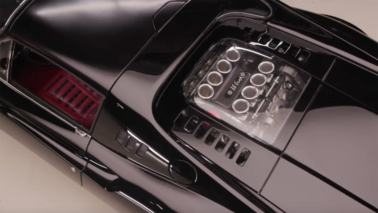 Dino Monza 3.6 Evo - Outlaw avec un V8 de F40 ! 26
