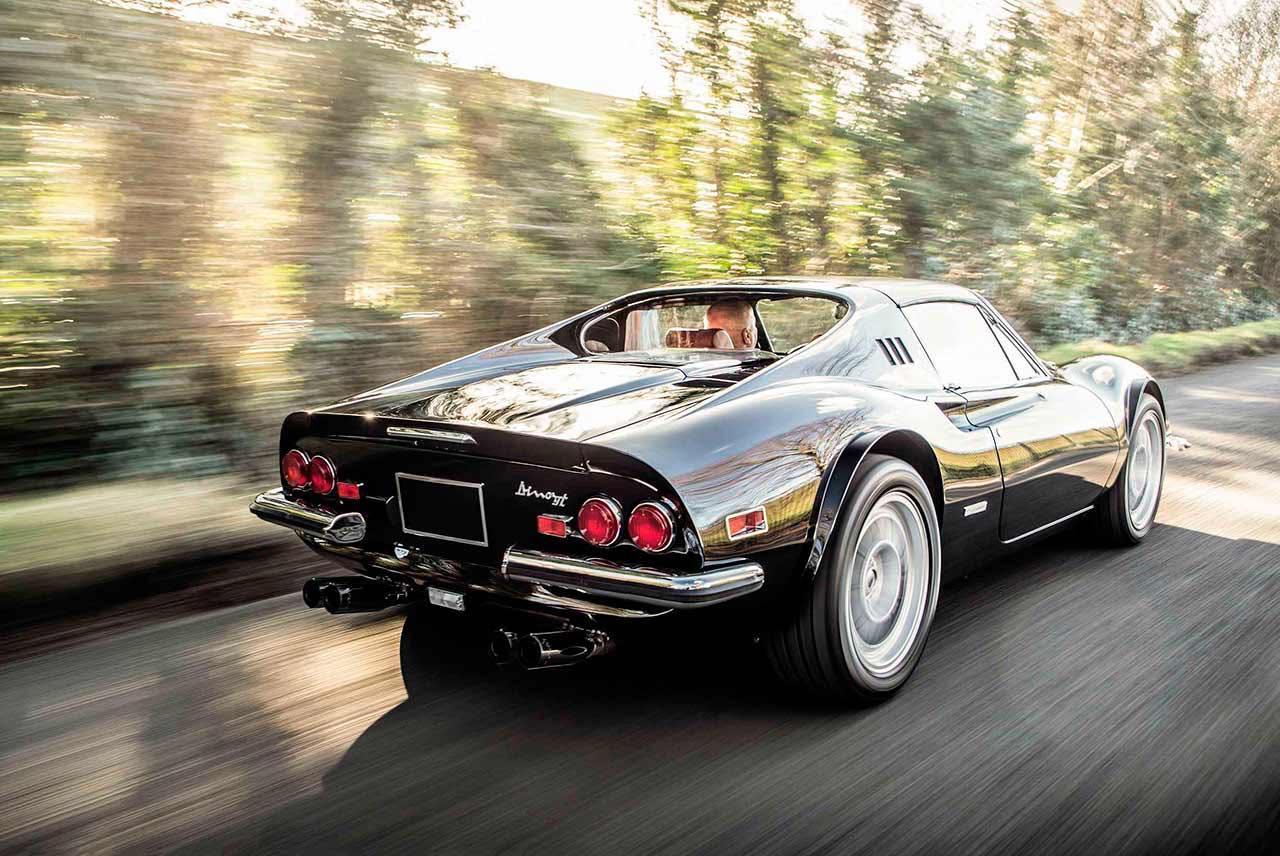 Dino Monza 3.6 Evo - Outlaw avec un V8 de F40 ! 33