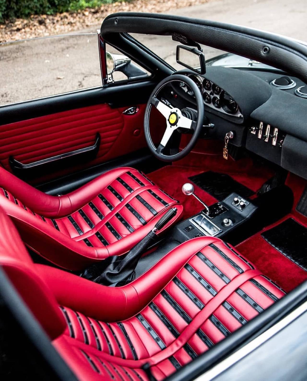 Dino Monza 3.6 Evo - Outlaw avec un V8 de F40 ! 35