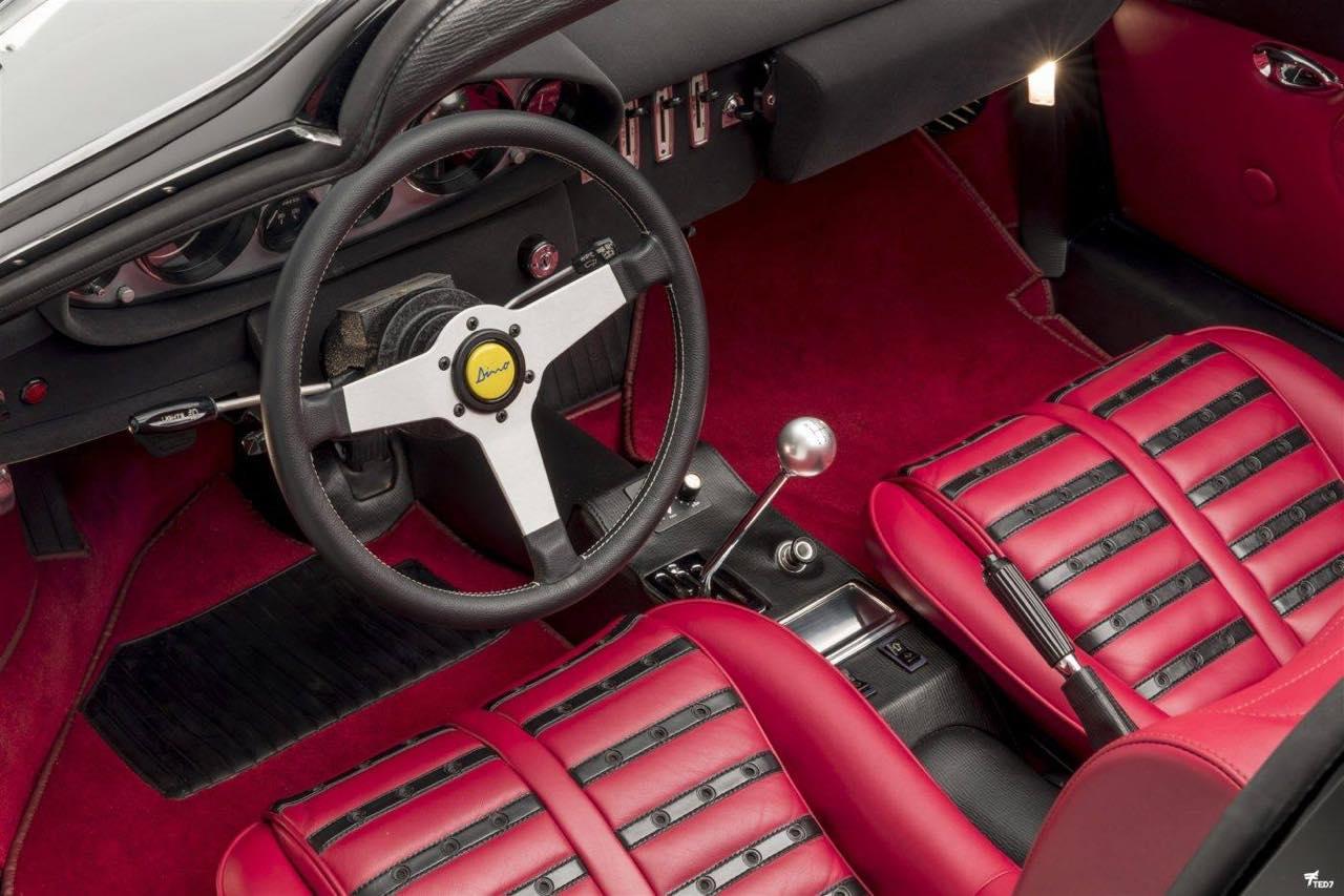 Dino Monza 3.6 Evo - Outlaw avec un V8 de F40 ! 30