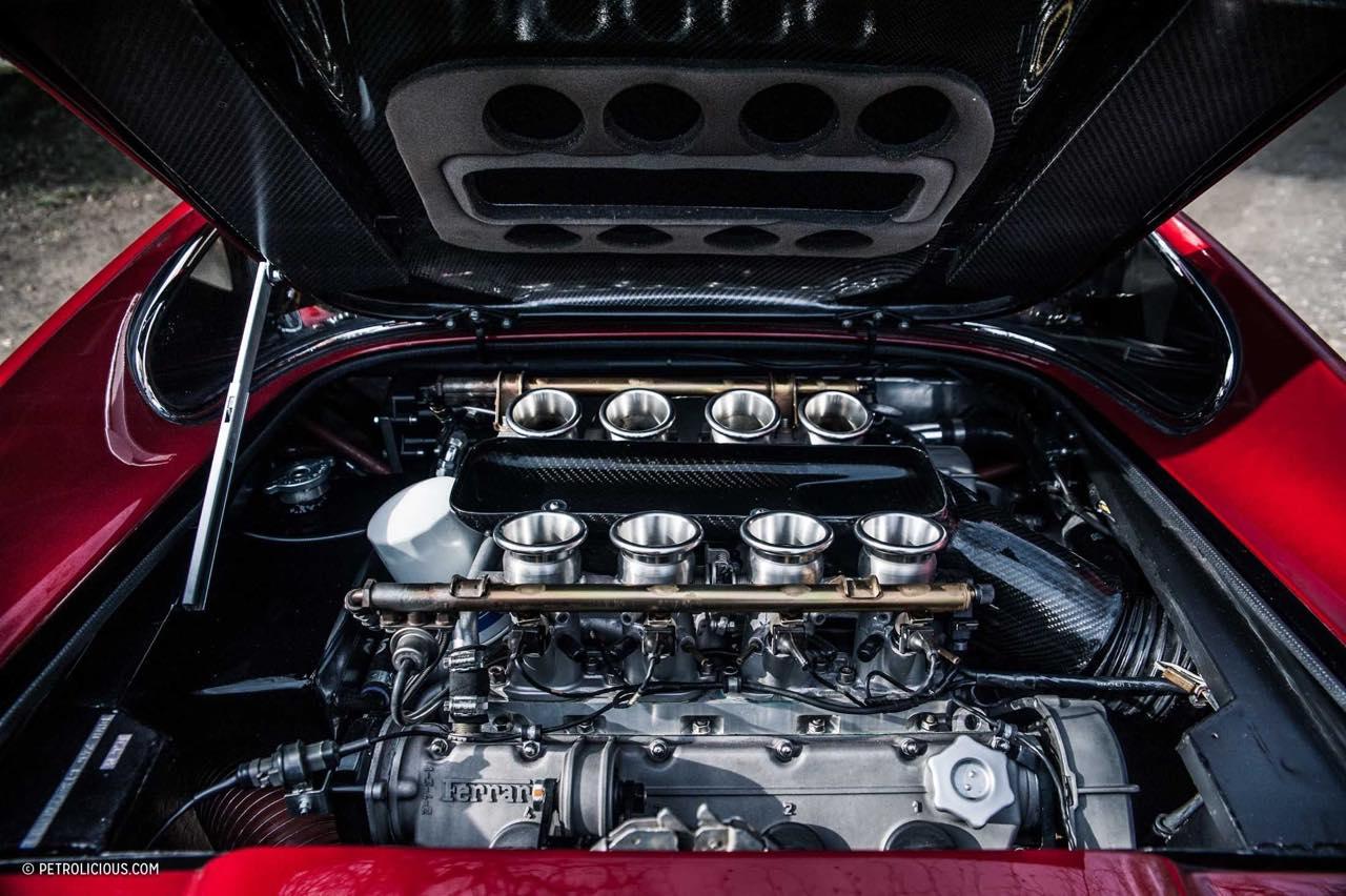 Dino Monza 3.6 Evo - Outlaw avec un V8 de F40 ! 31