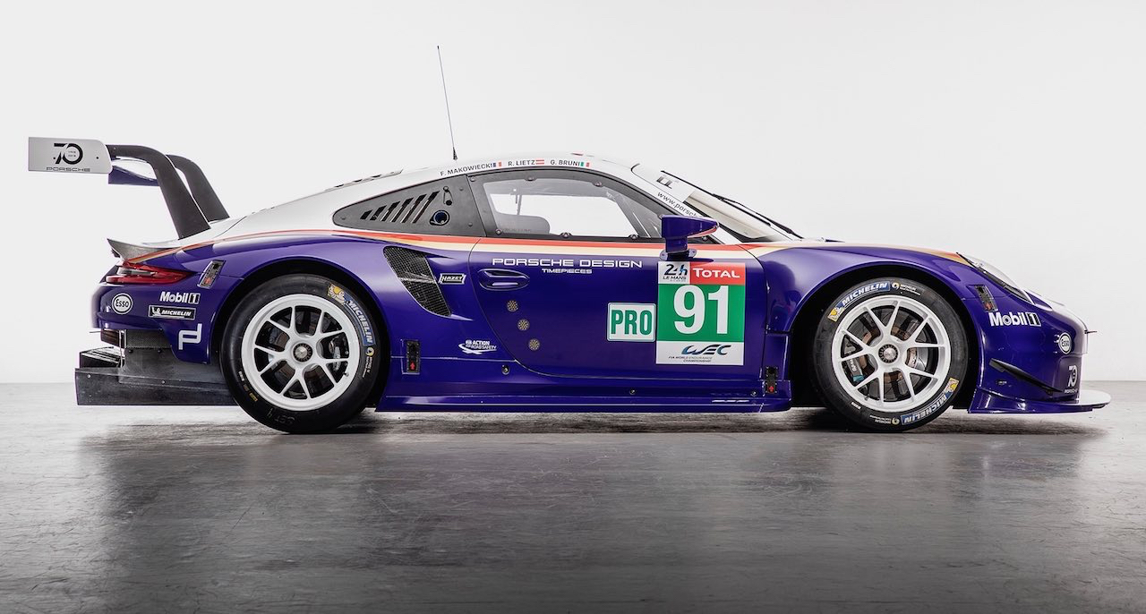 24h du Mans 2K18 - Piqûre de rappel Made in Porsche ! 2