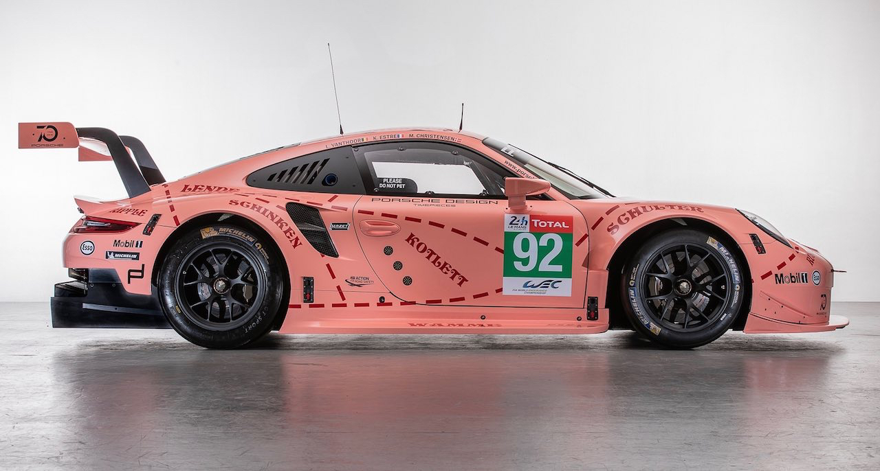 24h du Mans 2K18 - Piqûre de rappel Made in Porsche ! 3