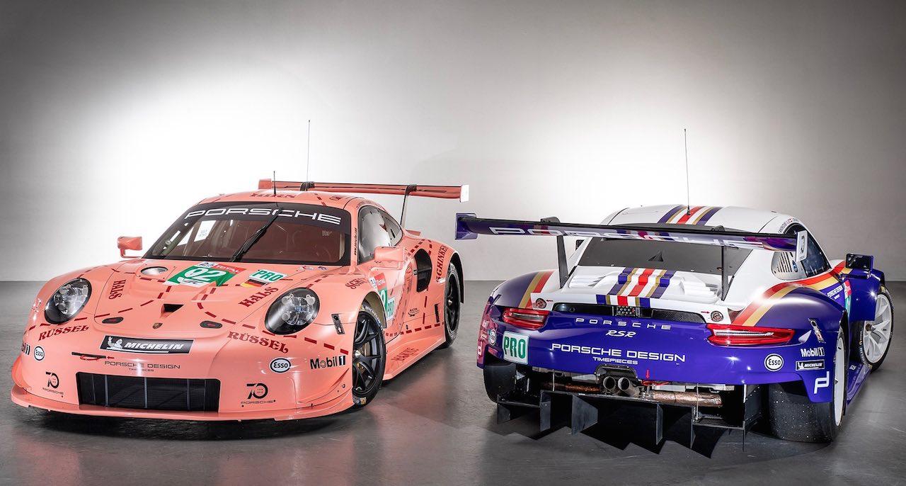 24h du Mans 2K18 - Piqûre de rappel Made in Porsche ! 1