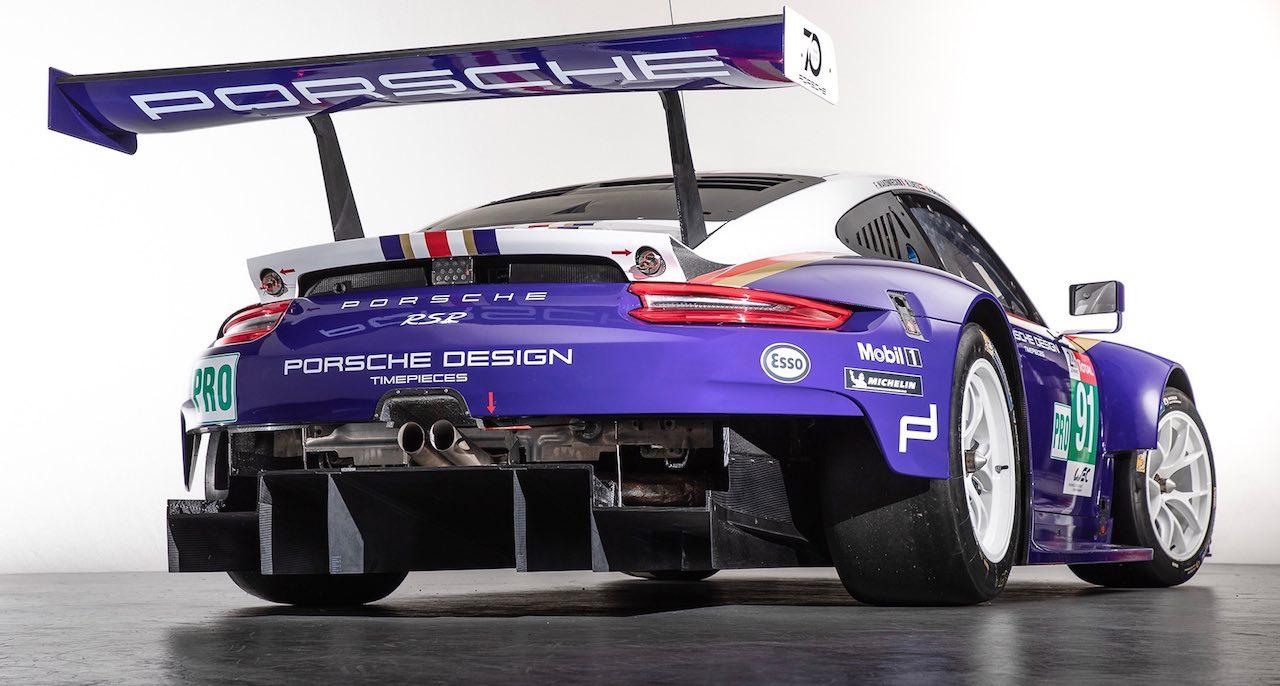 24h du Mans 2K18 - Piqûre de rappel Made in Porsche ! 24