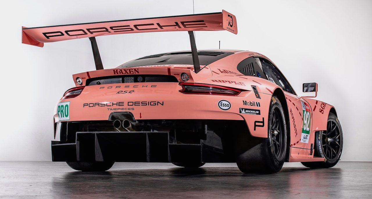 24h du Mans 2K18 - Piqûre de rappel Made in Porsche ! 10