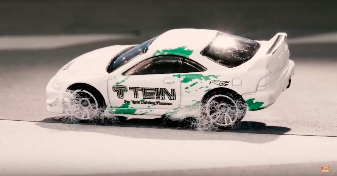 """Stop Motion Hot Wheels : """"Power for the course"""" 23"""