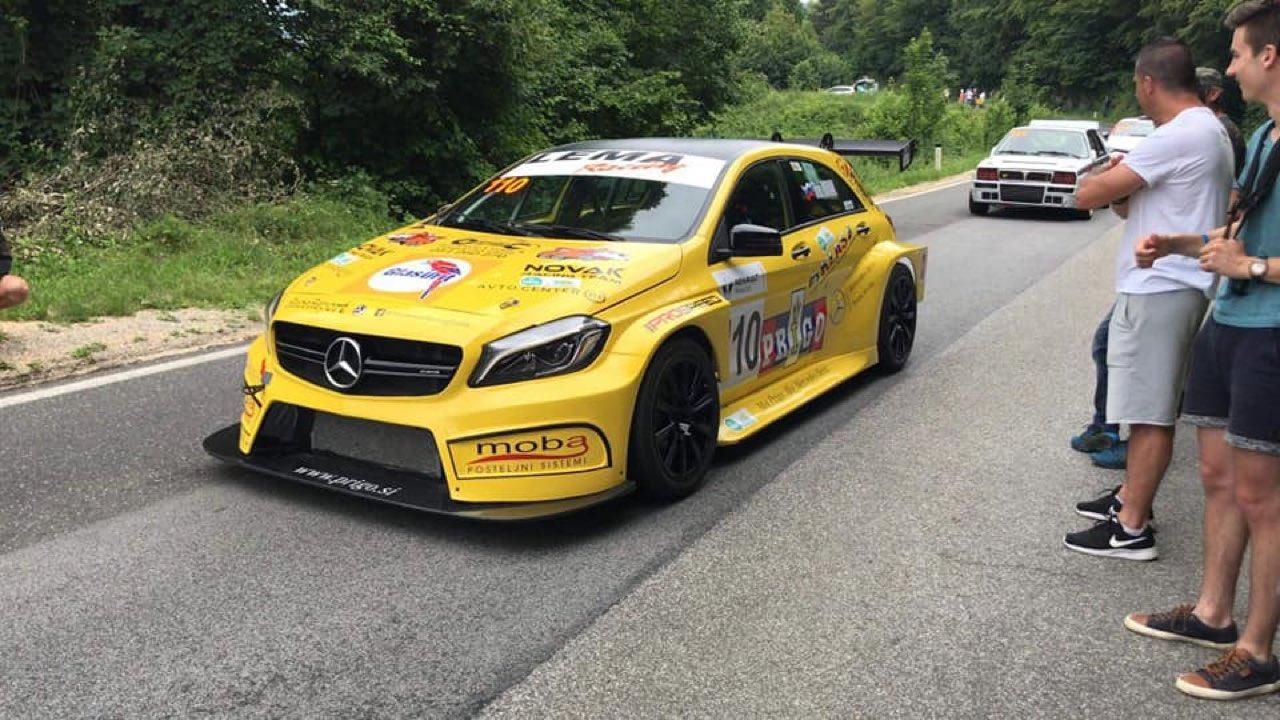 Hillclimb Monster : Mercedes A45 AMG TCR - Après les circuits... 22
