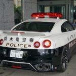 Nissan GTR... Si la police s'y met ! 23