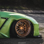 Nissan GTR by Rocket Bunny - Tapes dans l'fond bordel ! 25