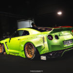 Nissan GTR by Rocket Bunny - Tapes dans l'fond bordel ! 21