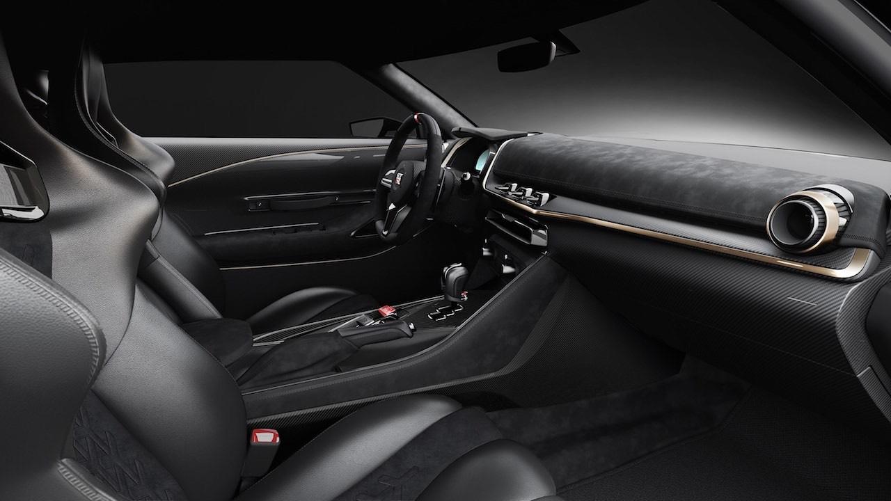 Ital Design Nissan GT-R50... Joli cadeau ! 39