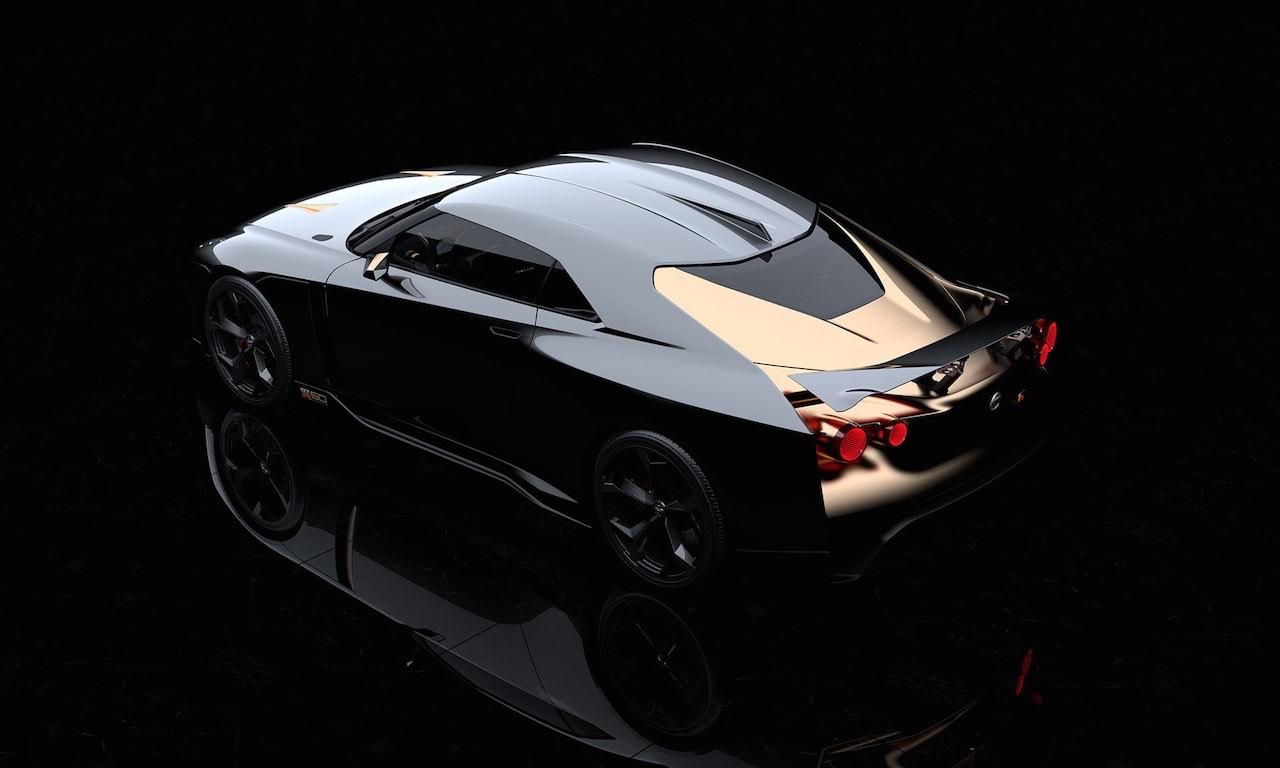 Ital Design Nissan GT-R50... Joli cadeau ! 38