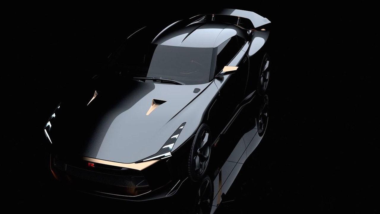 Ital Design Nissan GT-R50... Joli cadeau ! 40