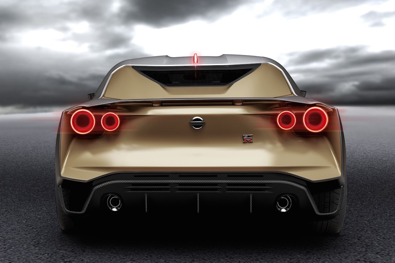 Ital Design Nissan GT-R50... Joli cadeau ! 46
