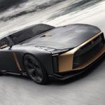 Ital Design Nissan GT-R50… Joli cadeau !